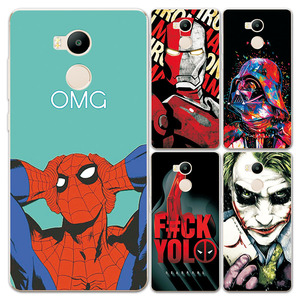 New Fashion Charming Phone Case For Xiaomi Hongmi 4 Pro Perfect Design Colored Paiting Back Cover Case For Redmi 4 Pro 5.0 inch