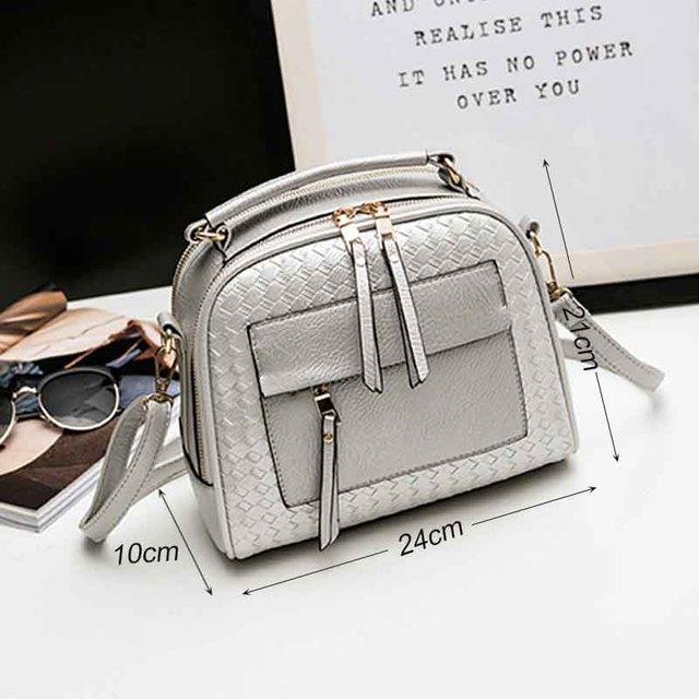 Wicker Handbag for Women