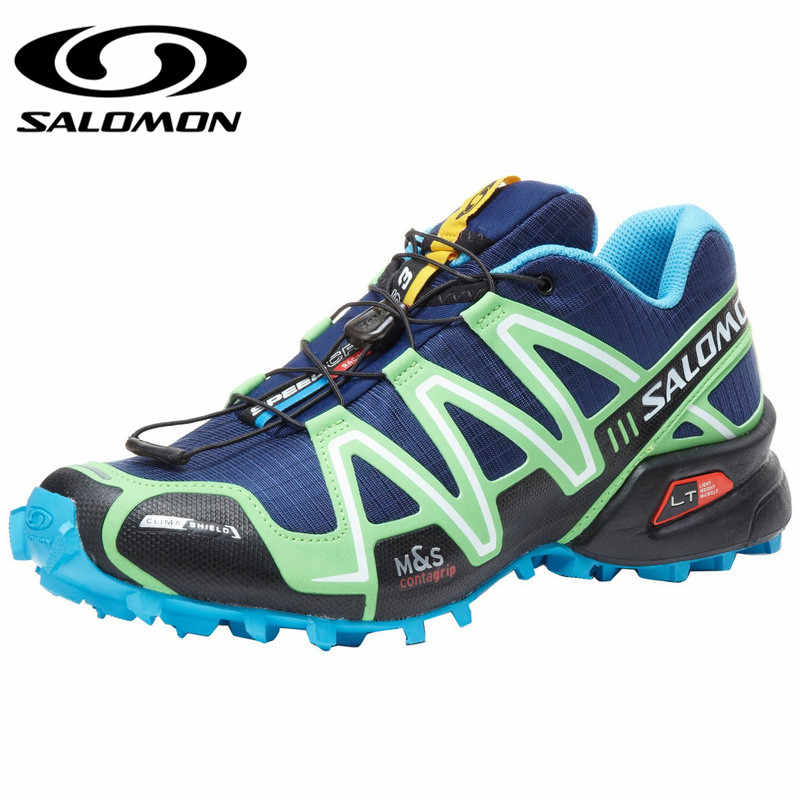 Salomon Speed Cross 3 Cs III Mens Running Shoes Professional Outdoor High  Quality Athletic Sport Shoes ea03143016