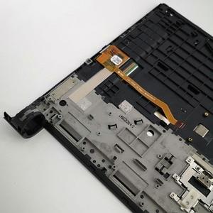 Image 4 - Dành Cho Lenovo YOGA Tab 3 10 Plus X703 X703F YT X703L YT X703X Màn Hình Hiển Thị LCD Ma Trận Màn Hình Cảm Ứng Bộ Số Hóa Với khung