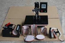 2017 NEW model 110V/ 220v Mug/Plate/Stone photo/T-shirt Heat press Machine Digital Control box Temperature control