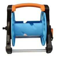 Garden Hose Reel Stand Water Pipe Storage Rack Cart Holder Bracket for 35m 1/2 Inch Hose Hot Sale