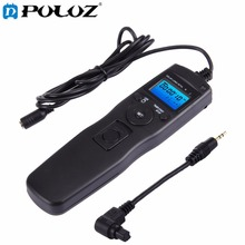 Retardateur intervalomètre déclencheur minuterie numérique télécommande avec câble C8 pour CANON 1D/1DS/50D/40D/30D/20D/10D/5D/5D