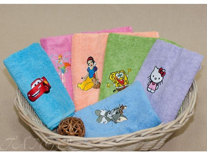 Towel Set Kids Club