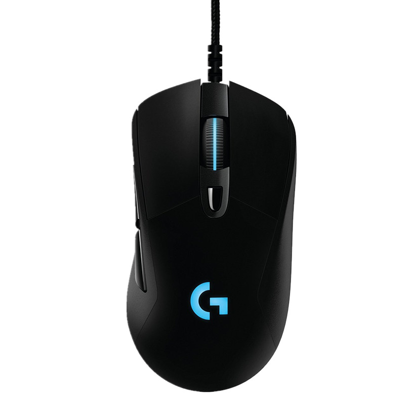 Logitech G403 Prodigy Gaming Mouse with High Performance Gaming Sensor logitech g403 prodigy wireless gaming mouse with high performance gaming sensor
