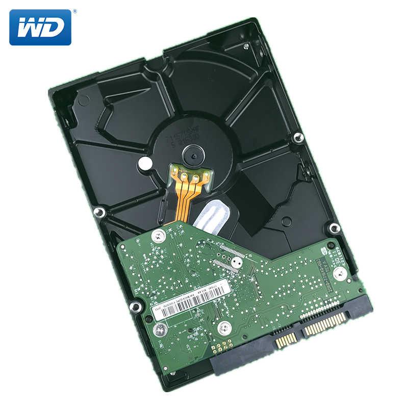 """WD ブルー 500 ギガバイト内蔵ハードディスクドライブ 3.5 """"7200 RPM 16M キャッシュ SATA III 6 ギガバイト/秒 500 グラム HDD HD ハードディスクデスクトップコンピュータ"""