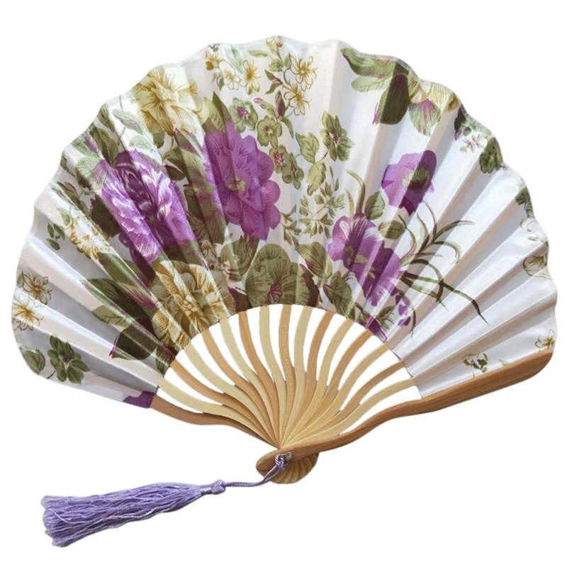 Chinese Style Bamboo Decoration Fan 2