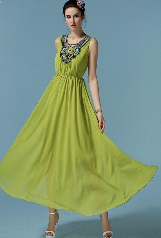 Вручную сделать платье