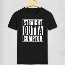 Compton Old English T-Shirt - Eazy E NWA Dr. Dre Easy Game - All Sizes & Colors hip hop N.W.A. T Shirt Men&Women Unisex camiseta(China)