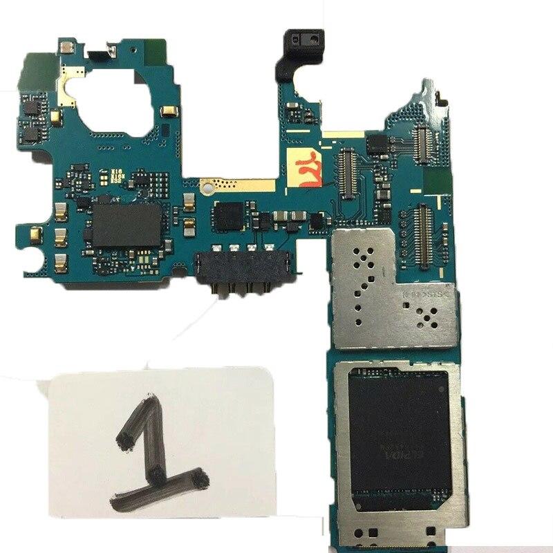 Tigenkey Pour Samsung g901f/g903f/g900m Carte Mère 100% Original 16 GB Mainboad android os Carte Logique