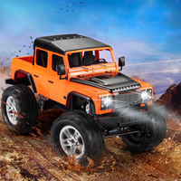 1:14 4WD RC Car 4x4 Drive 2.4GHz Electric Radio Remote Control Racing Climbing Carro Defender Model Off Road Trucks Vehicle Toys