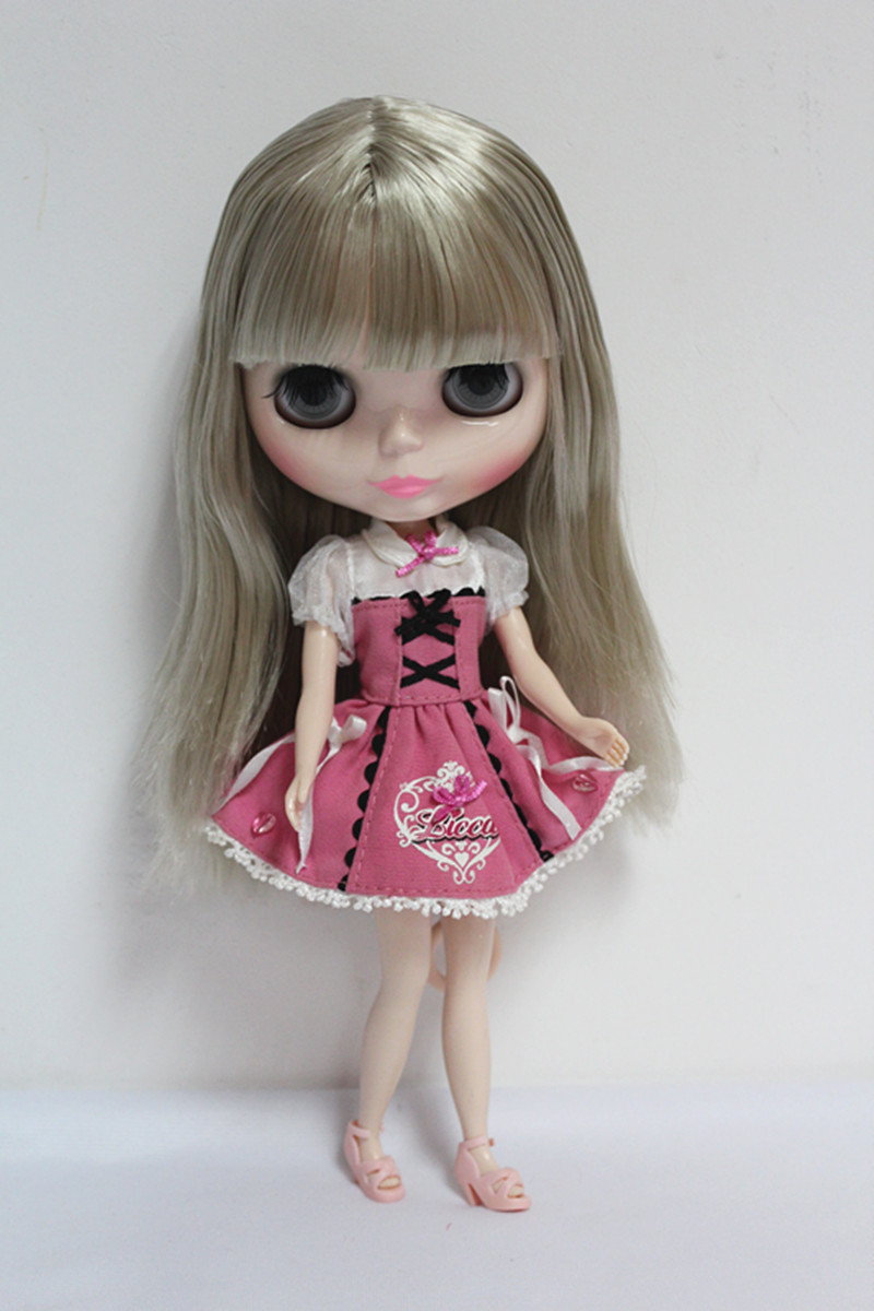 Free Shipping Top discount 4 COLORS BIG EYES DIY Nude Blyth Doll item NO. 60 Doll limited gift special price cheap offer toy free shipping top discount 4 colors big eyes diy nude blyth doll item no 116 doll limited gift special price cheap offer toy