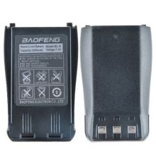 BL-B battery 7.4V 2000mah for Baofeng UV-B5 UV-B6 dual band two way radio shipp to Russia and United States by ePacket