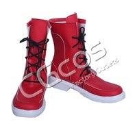 Free Shipping Cos Cosplay Shoes My Hero Academy Izuku Midoriya Shoes New in Stock Halloween Christmas Party