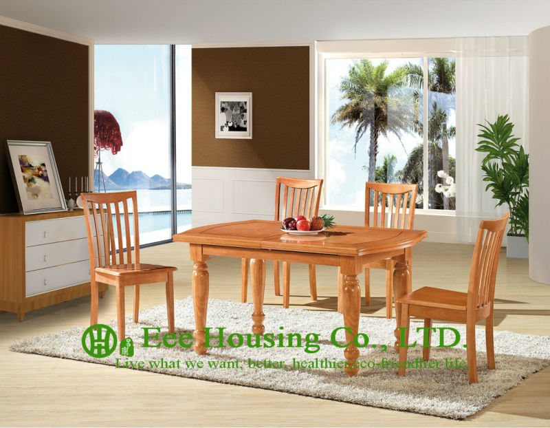 C-603,T-900   Luxurious Solid Dining Chair,Solid Wood Dinning Table Furniture With Chairs/Home Furniture