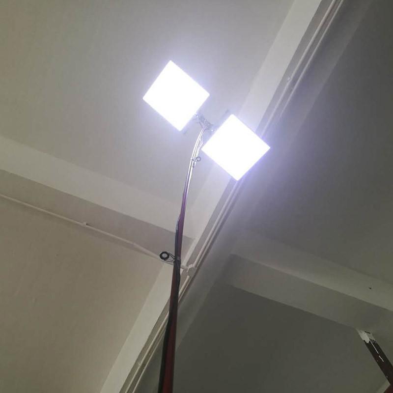 cob led fishing rod light 111