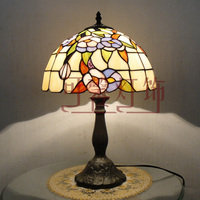New Arrival Fashion Rustic tiffany Table Lamp Bedroom Bedside Living Room For Bedroom