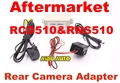 RCD510 RNS510 Rear view Av Camera  Converter Adapter CVBS To RGB Box