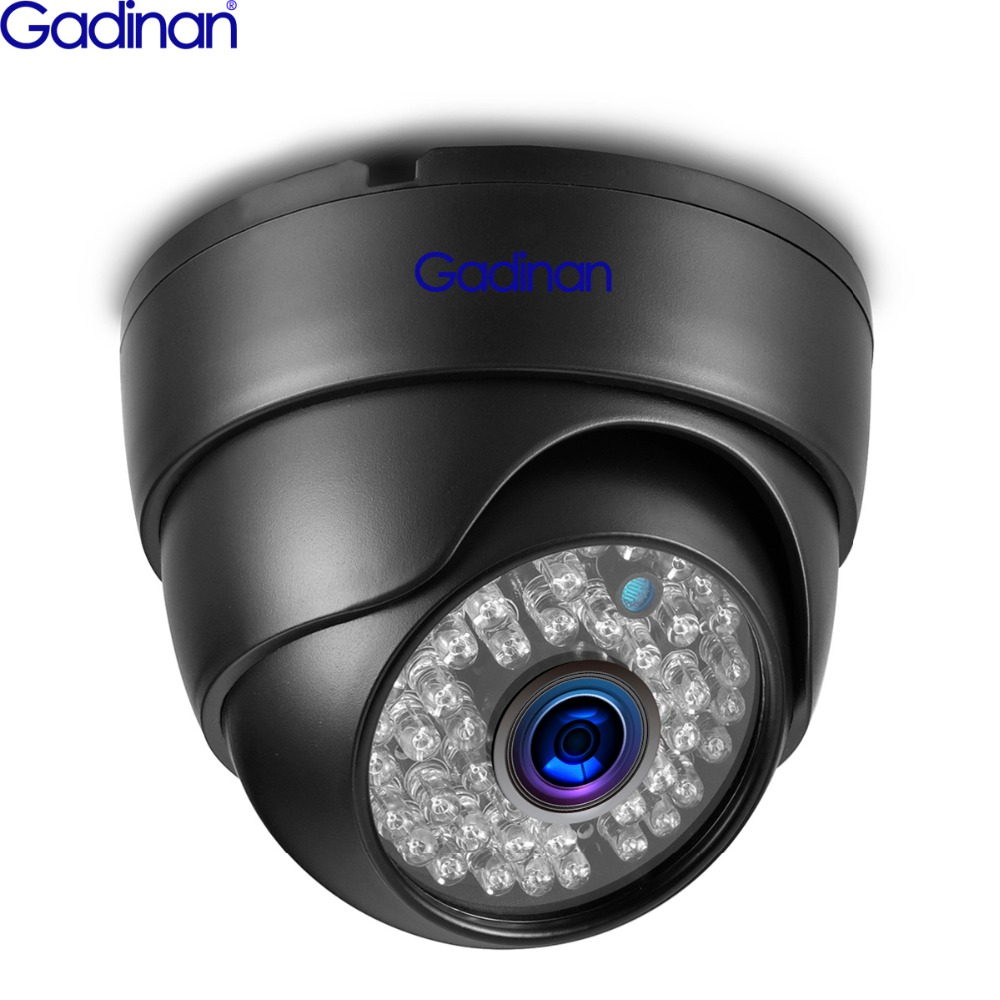 Gadinan IP Camera 48V POE 3.0MP 2048*1536 Sony IMX307 Low Illumination 1080P CCTV Outdoor Dome Video Surveillance Security CamGadinan IP Camera 48V POE 3.0MP 2048*1536 Sony IMX307 Low Illumination 1080P CCTV Outdoor Dome Video Surveillance Security Cam