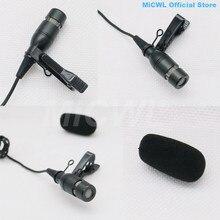 Microphone professionnel à condensateur cardioïde pour cravate Sennheiser Shure AKG audio-technica transmetteur sans fil SM57