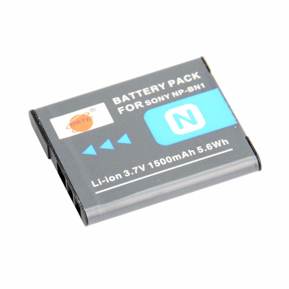 DSTE NP-BN1 NP-BN np-bn1 Battery Case Protector for DSC-WX100 WX9 WX50 WX7 WX70 WX570 TX10 TX100 T110D T110 TX9C Camera