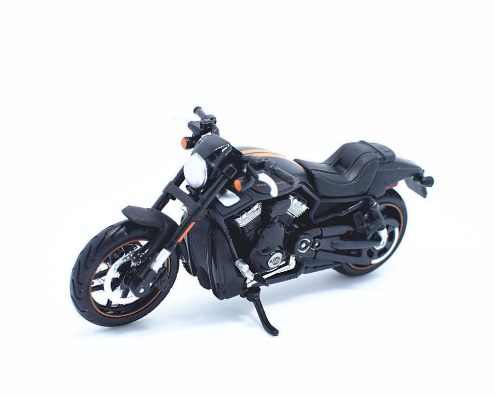 Maisto 1:18 Harley 2012 VRSCDX Night Rod Motorcycle Diecast Metal Bike Model Free Shipping
