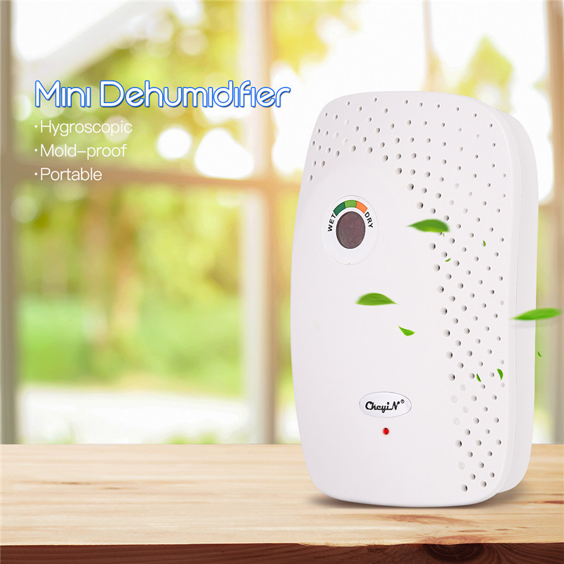 Mini Portable Dehumidifier Electric Cooling Air Dryer Machine Rechargeable Moisture Absorption Dryer For Home Wardrobe Bookcase цена