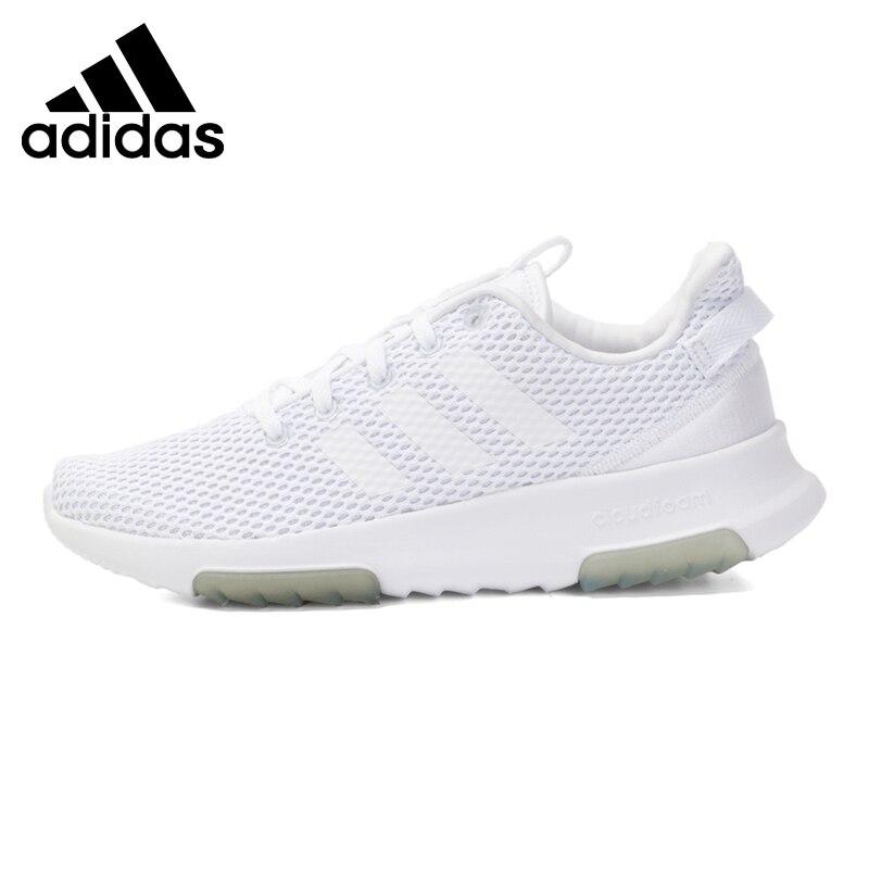 Original New Arrival 2018 Adidas NEO Label CF RACER TR W Women's Skateboarding Shoes Sneakers недорго, оригинальная цена