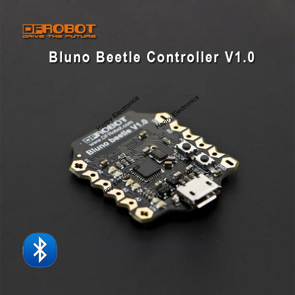 Dfrobot Popular 1602 Lcd Keypad Shield For Arduino 5v With Projects Digital Voice Recorder Part 2 Apc 100 Original Diy Bluno Beetle V10 Wearable Mini Micro Main Controller Board