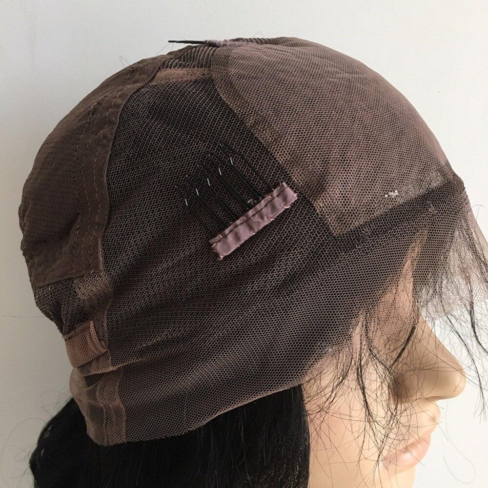silk top full lace cap