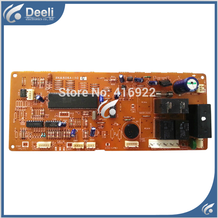 95% new good working for Mitsubishi air conditioning Computer board RKK505A110 on sale 95% new for haier refrigerator computer board circuit board bcd 198k 0064000619 driver board good working
