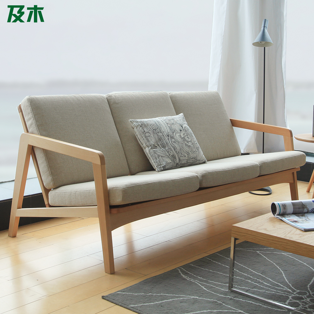 And wood furniture minimalist scandinavian design and for Unique sofa designs