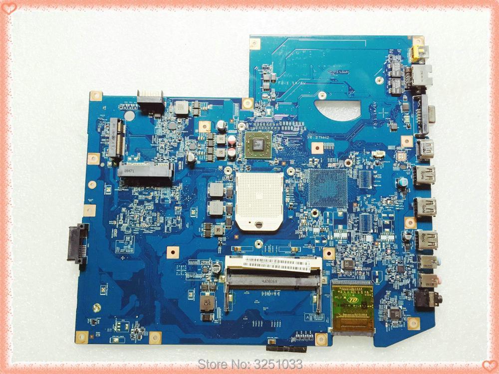 48 4FP02 011 Motherboard FOR Acer Aspire 7540 7540G Laptop Motherboard MBPJD01001 48 4FP02 011 ddr2