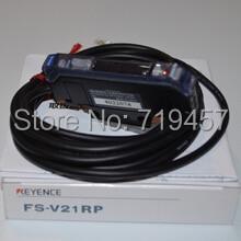 FREE SHIPPING 100 NEW FS V21RP Optical fiber amplifier sensor