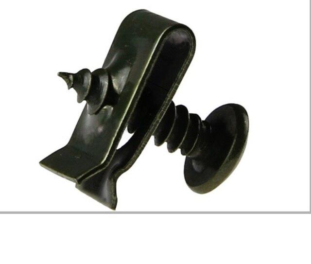 For SUZUKI GSXR1000 GSXR600 GSXR750 Fairing Bodywork Bolts Spire Speed Fastener Clips Kit 4mm M4 CBR600RR CBR1000RR CBR600 F4i