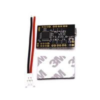 32bit Chải F3 EVO Flight Ban Kiểm Soát hỗ trợ PPM SBU DSM receiver 1 s 2 s pin đối với Mini Micro Nano quad fpv racing