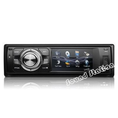 1 din 3 inch detachable panel touch screen autoradio car. Black Bedroom Furniture Sets. Home Design Ideas