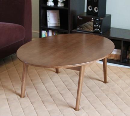 Japonais Kotatsu En Bois Table Basse Mobilier Design Salon