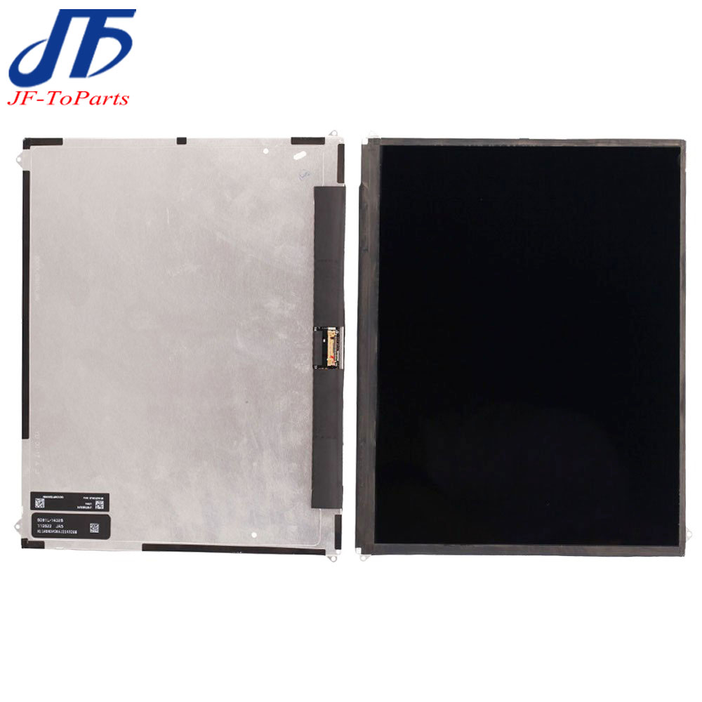 10Pcs LCD Replacement for iPad 2 LCD A1376 A1395 A1397 A1396 LCD Display Screen Panel Monitor Moudle 100% Tested by DHL dhl 10pcs 100