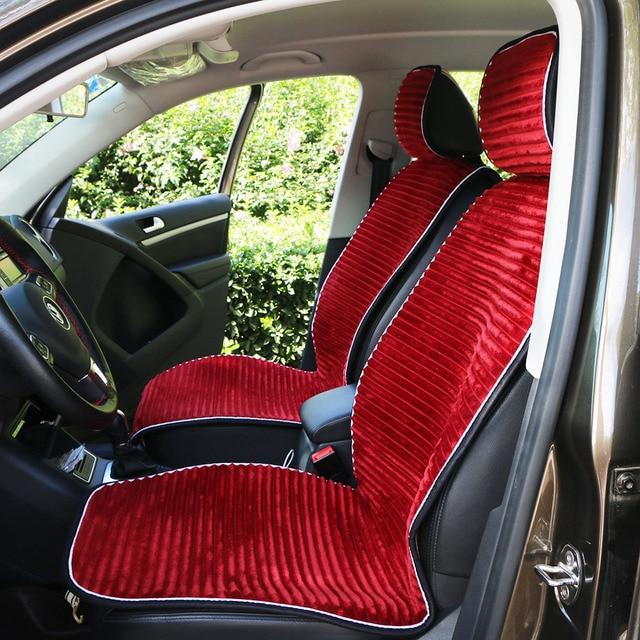 جديد الشتاء وسادة مقعد السيارة/العالمي الدافئة غطاء مقعد السيارة/الشتاء شاحنة وسادة دافئة/يصلح لمعظم السيارات