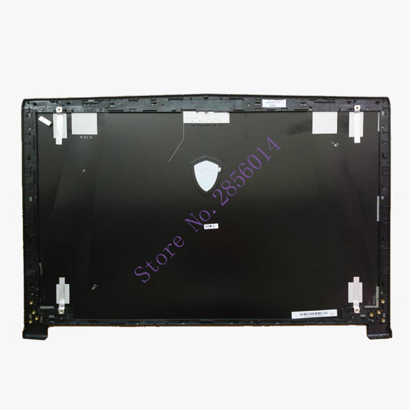 New LCD top cover case For MSI GE62 2QD-007XCN MS-16J1 16J1 16J2 16J3 Top Lcd Back Cover black Non-Touch new original for msi ge72 2qd apache pro ms 1792 series lcd display back lcd cover black