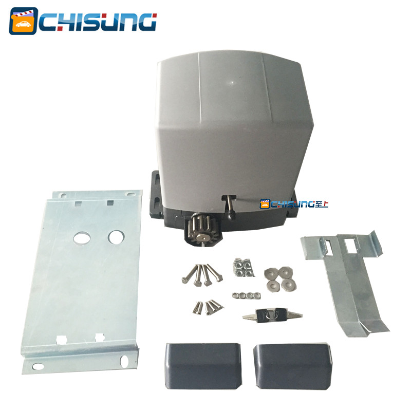 Ac Electric Sliding Gate Opener Automatic Door Motor 500kg Max Weight Engine