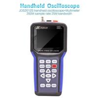 2017 High Quality Original Jinhan JDS2012S Handheld Digital Oscilloscope And 6000 Counts Digital Multimeter 25MHz 200MSa