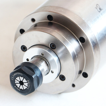 цена на 3.2kw ER20 D100mm CNC spindle motor AC220V 24000rpm water cooled spindle motor for cnc