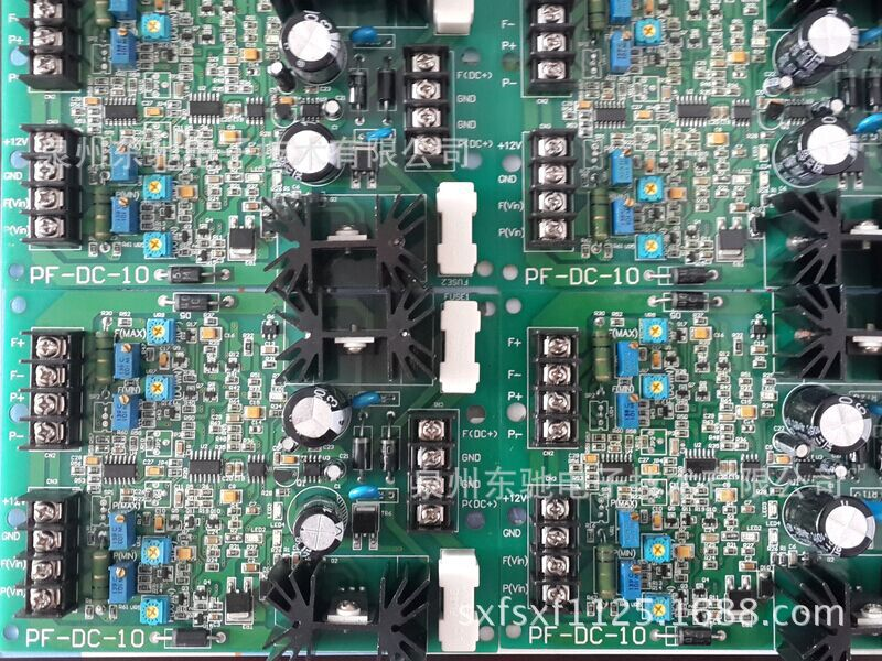 Valvola proporzionale Amplificatore/Valvola Proporzionale Pannello PF-DC-10Valvola proporzionale Amplificatore/Valvola Proporzionale Pannello PF-DC-10