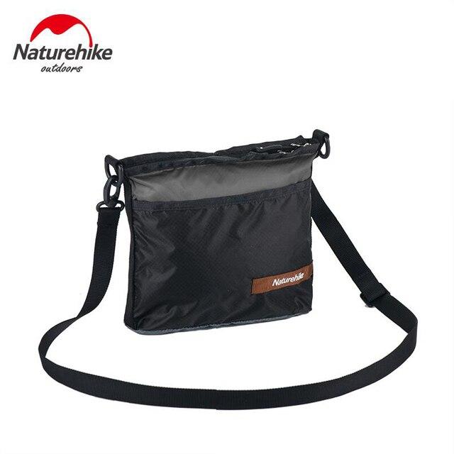 13b43413afb7 Naturehike Unisex Messenger Bag Ultralight Waterproof Shoulder Daily Bag  Outdoor Hiking Bag NH70B068-Y
