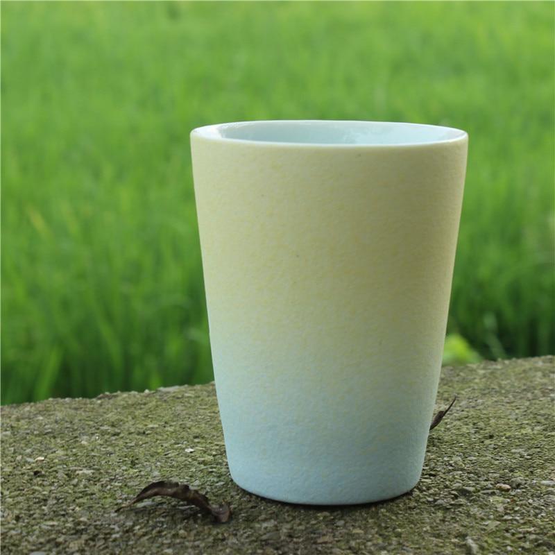 drinkware chine blanc en céramique zakka tasse de thé tasse de - Cuisine, salle à manger et bar - Photo 2