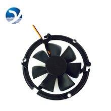 12v ledファンショッピングモールダウンライト冷却ファン 90*90*25 ミリメートル 3200rpm 3 ラインコンピュータ部品YL 0046