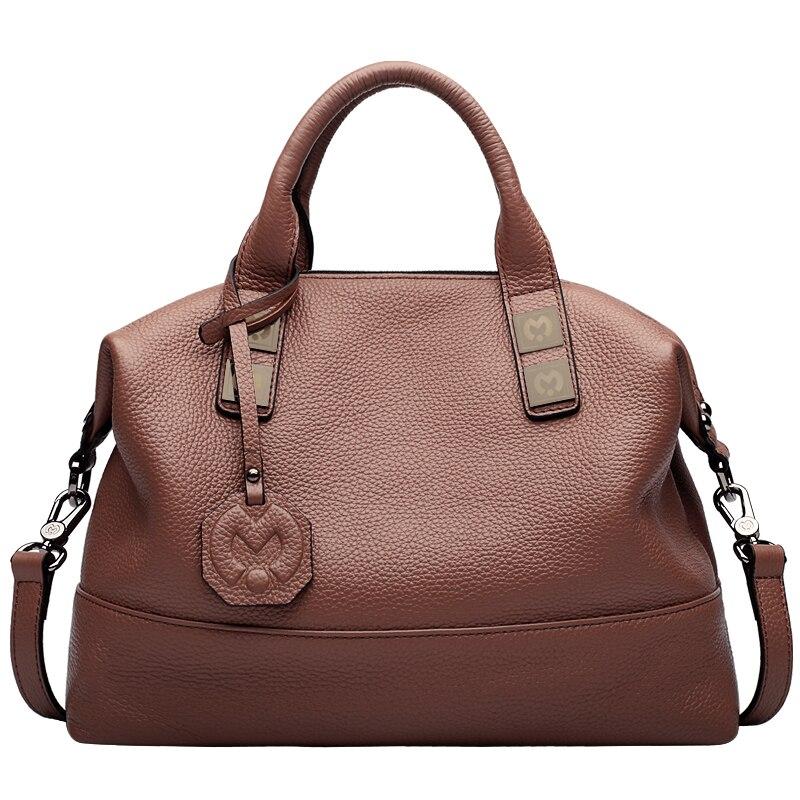 HOT- LIMITED genuine leather bag ZOOLER elegant style 2018 woman leather bags handbag women famous brand bolsa feminina- BC108 zooler brand fashion bags genuine leather bag elegant handbag luxury women leather handbags bolsa feminina 1002