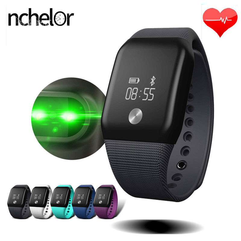 New Smart Wristband with Blood Oxygen Smart Bracelet Heart Rate Fitness Tracker Call/SMS Remind Smart Watch Men Women Waterproof